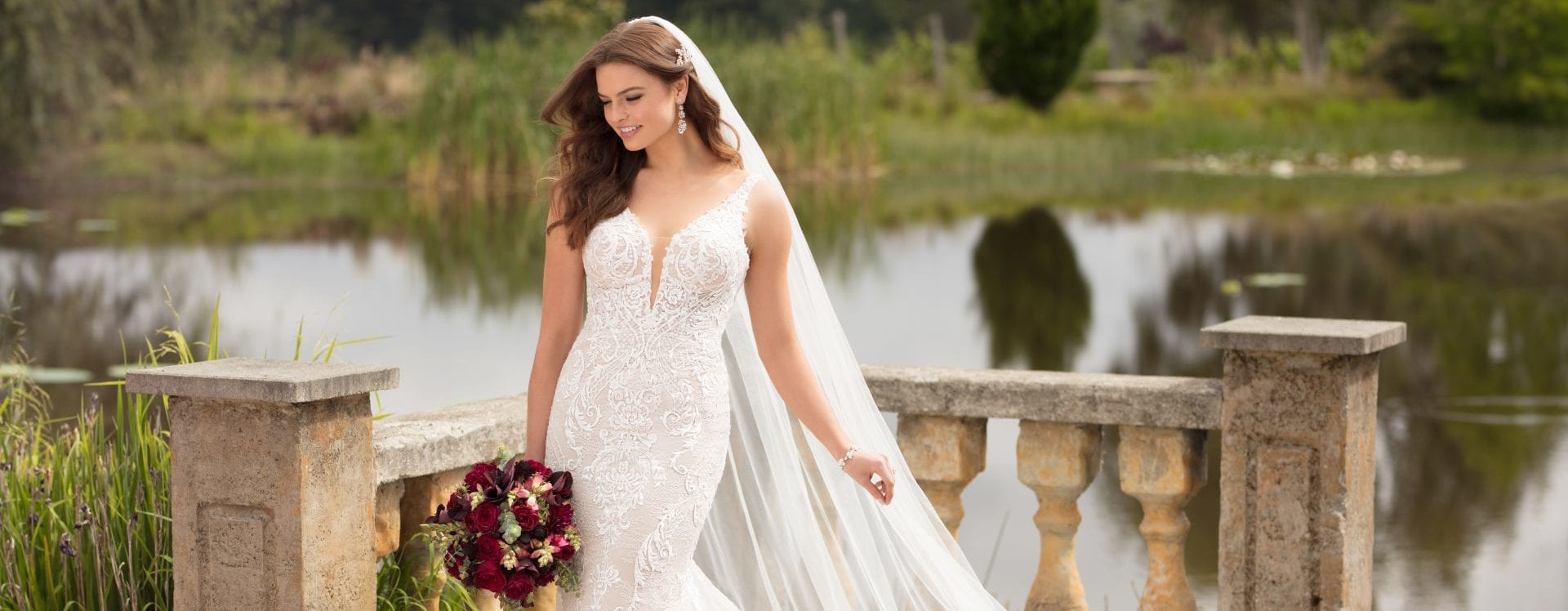 Beach Wedding Dresses at Gown Boutique of Charleston