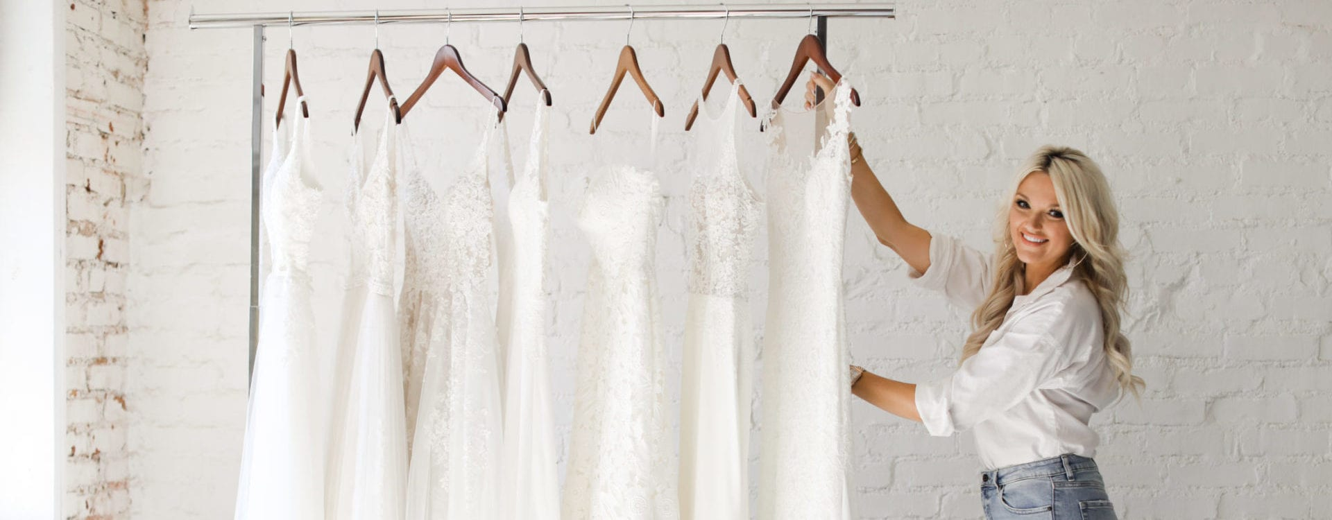 Emily Hart Wedding Dresses from Gown Boutique of Charleston