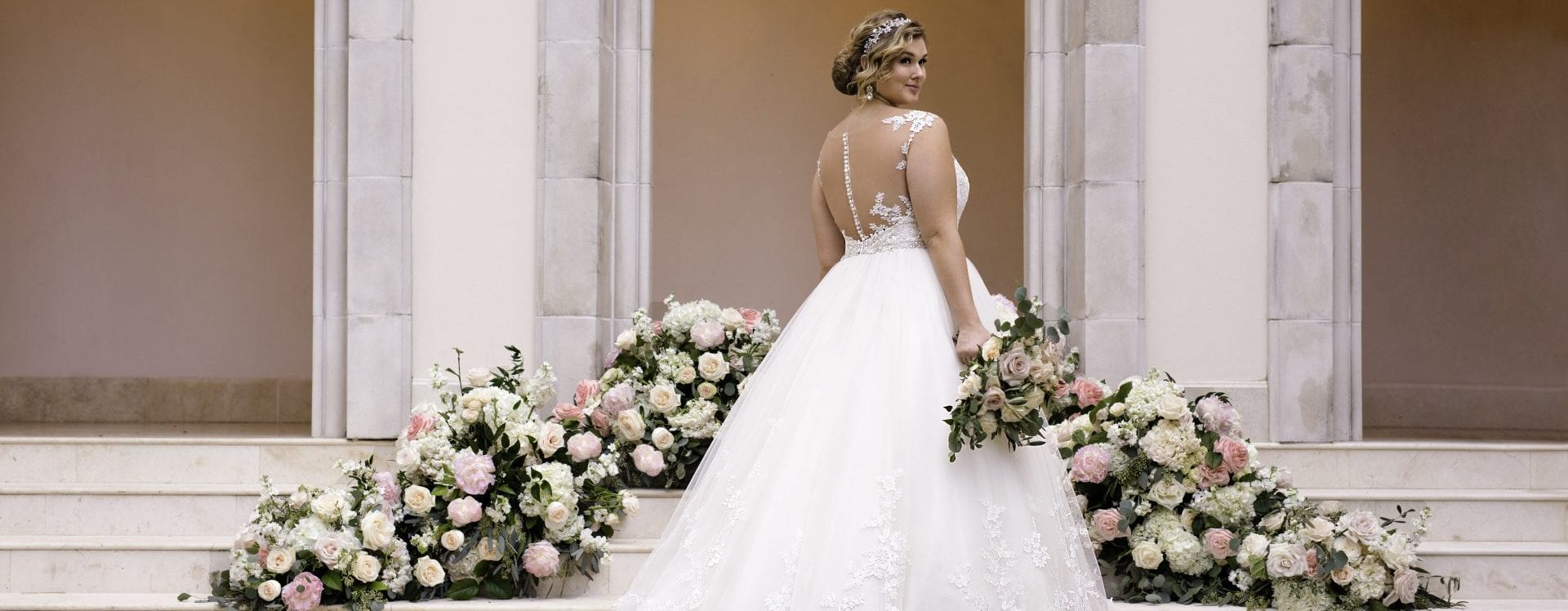 Plus Size Wedding Dresses at Gown Boutique of Charleston