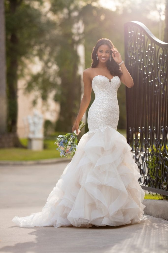 Gown Boutique Of Charleston Mermaid Style Gowns Book Gbc Today,Wedding Dresses For The Older Bride Pictures