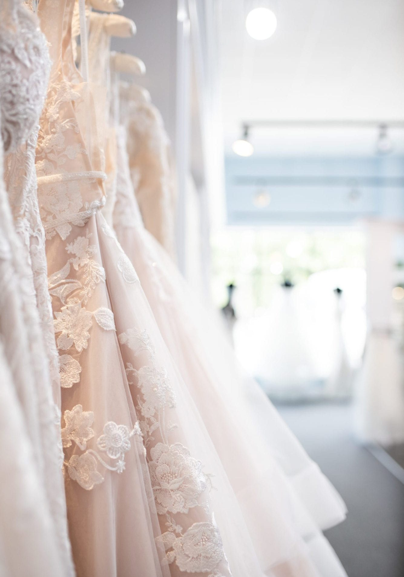 Lace Wedding Dresses at Gown Boutique