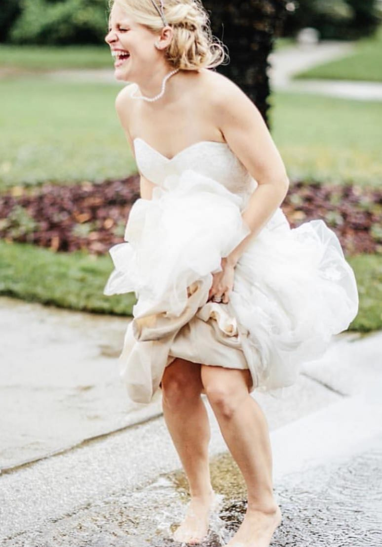 Cleaning and Preservation of Wedding Dress