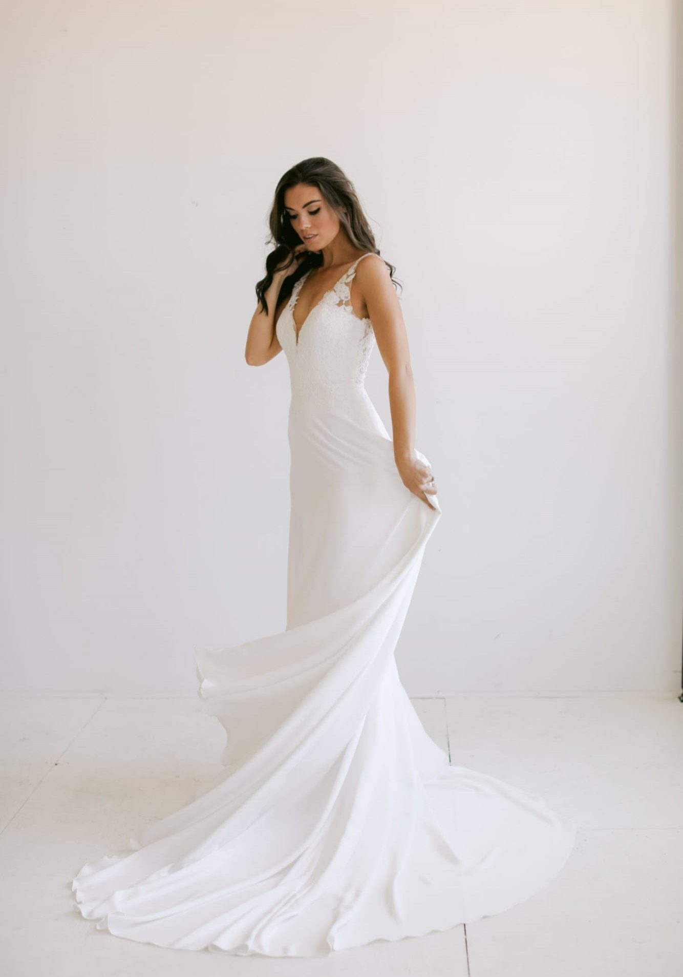Emily Hart Wedding Dress from Gown Boutique of Charleston